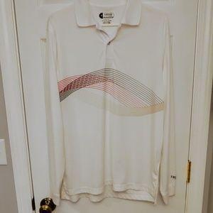 Izod Golf Long-sleeve Shirt